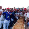 Naples, The Guinnes World Record Pizza