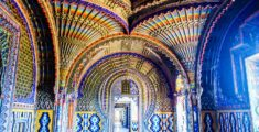 Castle of Sammezzano, An Oriental Fairy tale in Tuscany