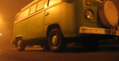 The History of Camper Van