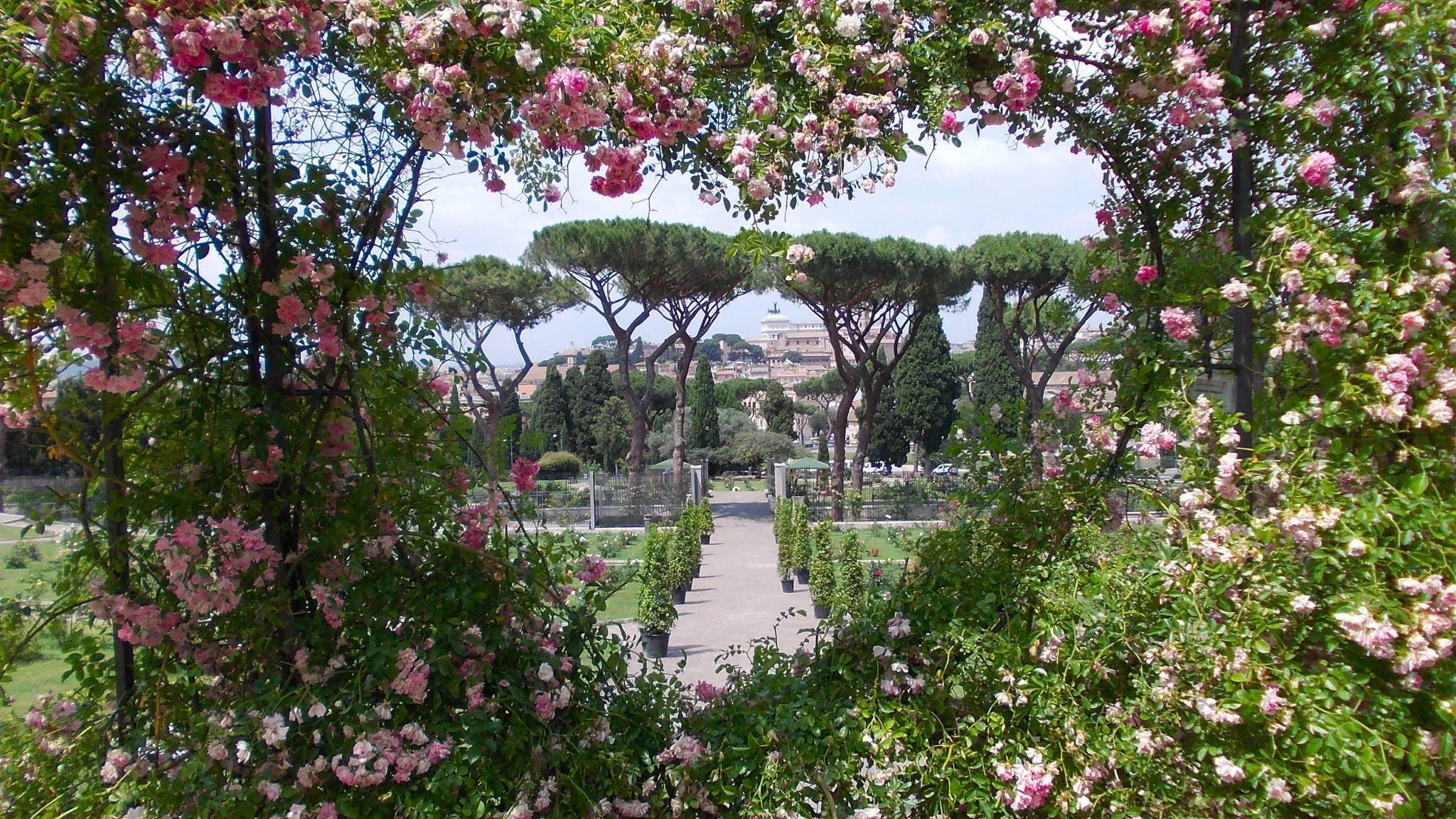 Giardino degli Aranci, Incantevole terrazza sulla Città Eterna ...