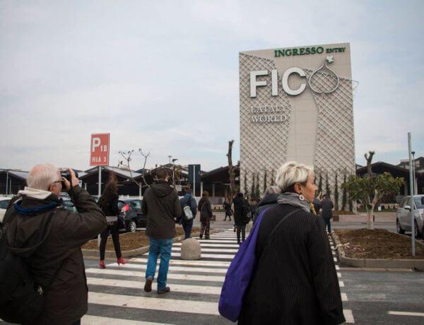 В Болонье открывается Fico Eataly World