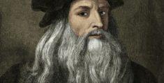 10 Dinge die du vielleicht noch nicht über Leonardo Da Vinci wusstest