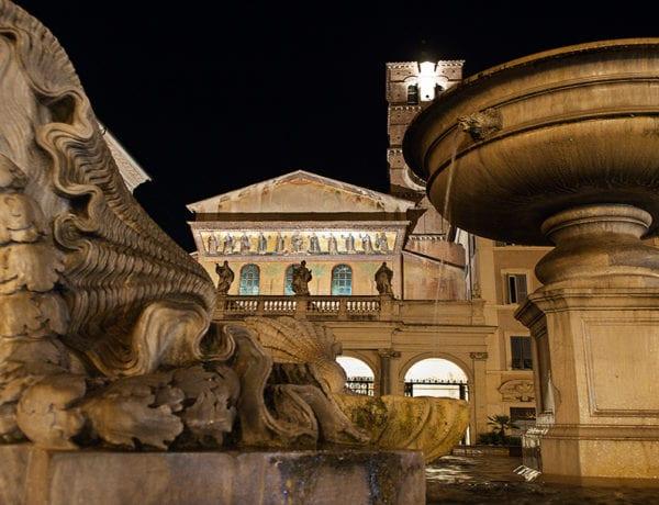 5 необычных мест, рекомендованых к посещению в Риме