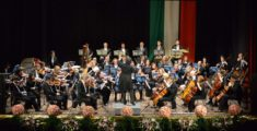 The Grand New Year 2017 Concert in the Accademy Theatre in Conegliano
