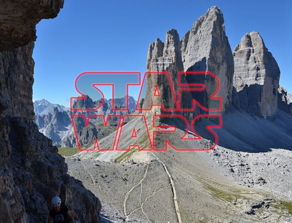 The Italian locations of Star Wars