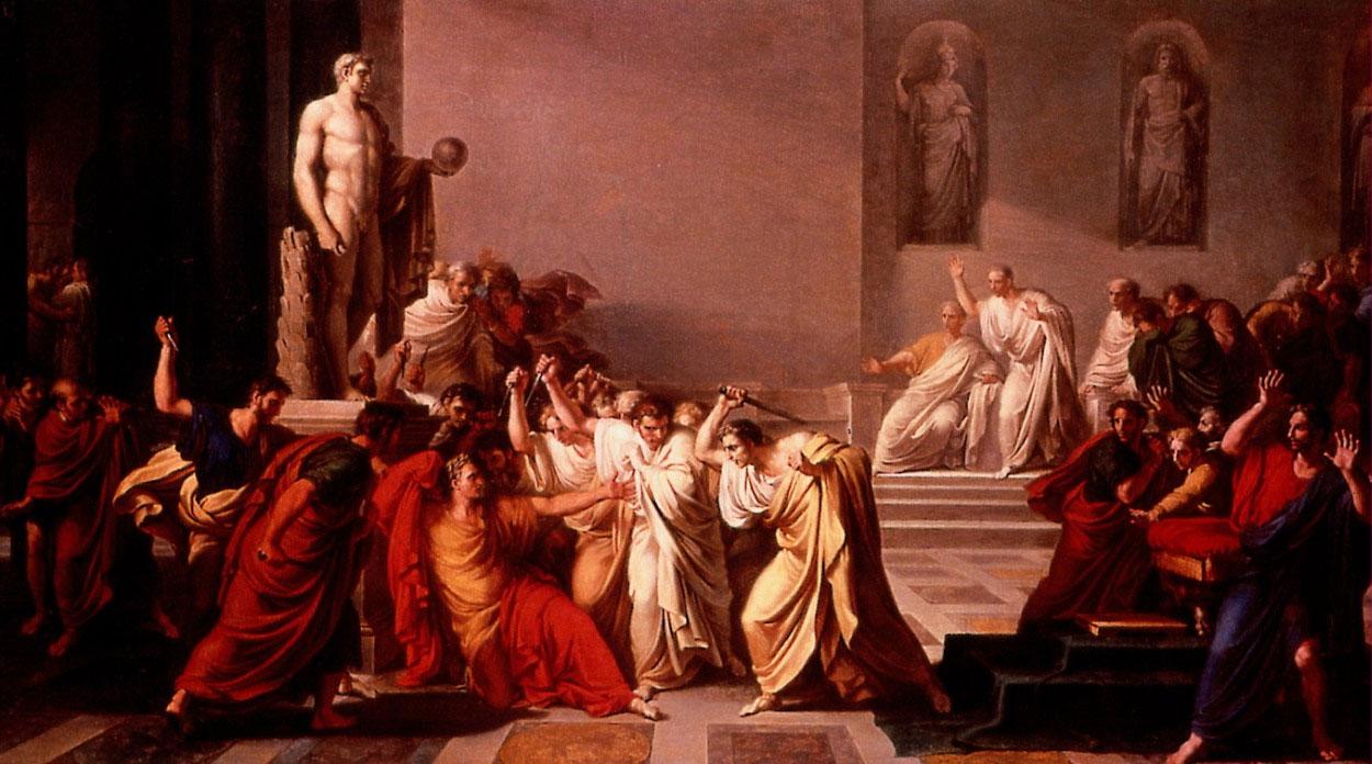 Giulio Cesare, Julius Ceasar