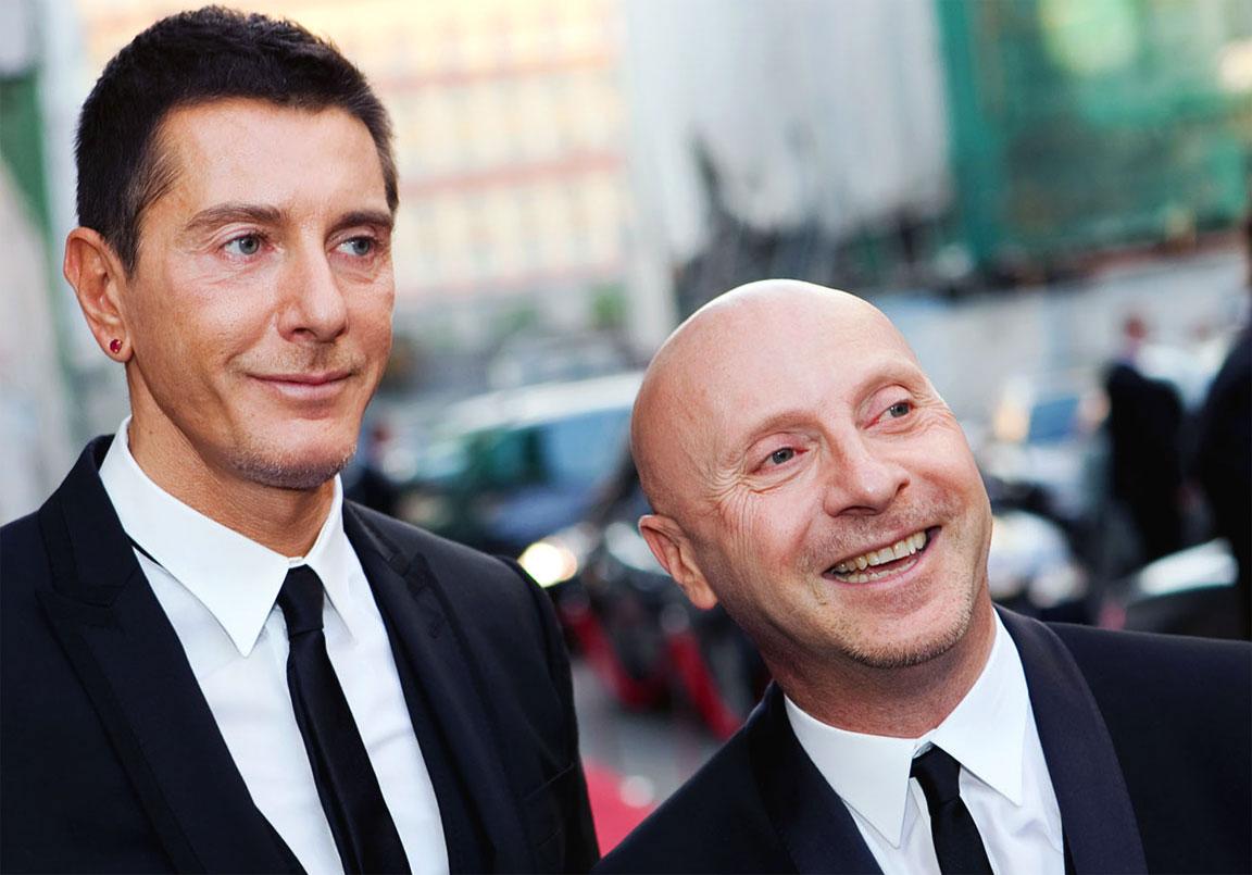 Top Dolce e Gabbana: Italian fashion designers par excellence  IE66
