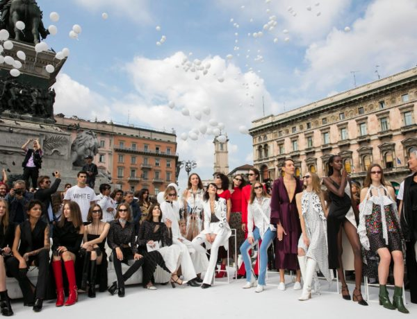 White Milano: Countdown to the much awaited appointment with men and women's fashion 2018