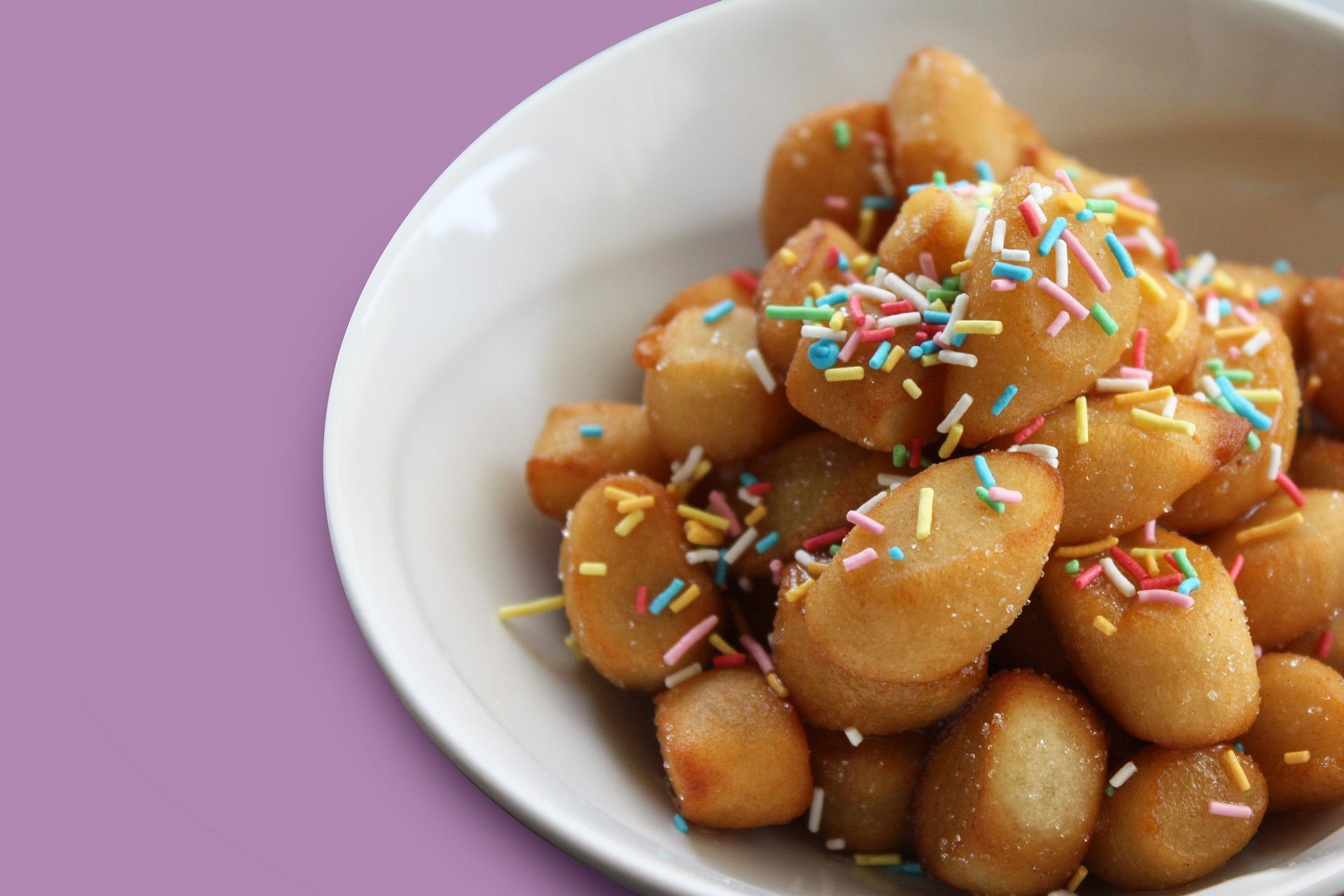 Quali sono i dolci tipici della befana preparati in italia for Dolci tipici roma