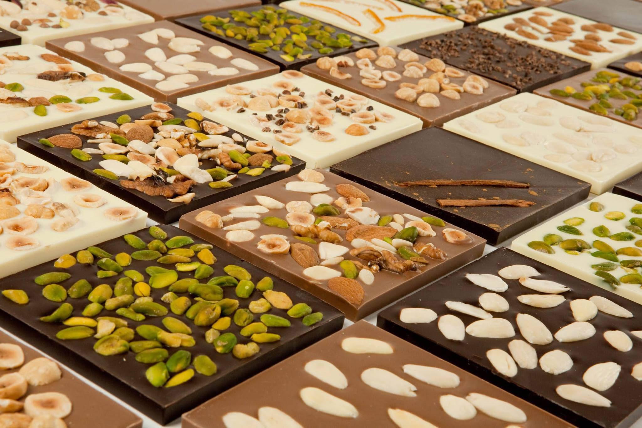 Salon du Chocolat, Salón del Chocolate