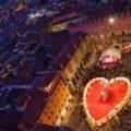 5 posti dove andare per un weekend romantico in Italia