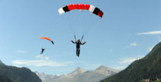 Parachuting in Sicily even without experience with Sunflyers