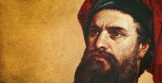 Italian historical protagonists: Marco Polo
