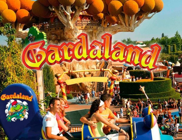 Where to go in Veneto: Gardaland
