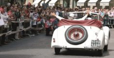 1000miglia. The most famous car competition in Italy