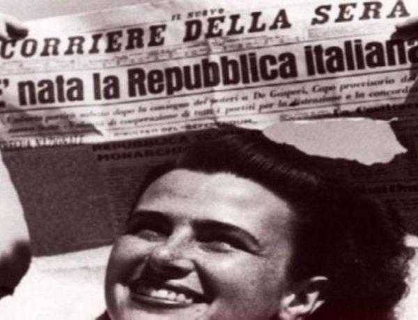 Le 2 juin est la fête de la République italienne