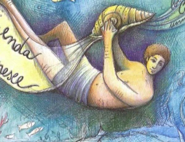 La storia di Colapesce: La leggenda dell'uomo pesce