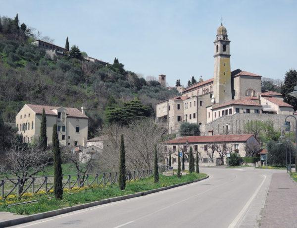 Arquà Petrarca, The pearl of the Euganean Hills