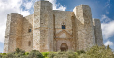 The mysterious Castel del Monte in Puglia