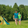 5 perfect camping sites for your holidays