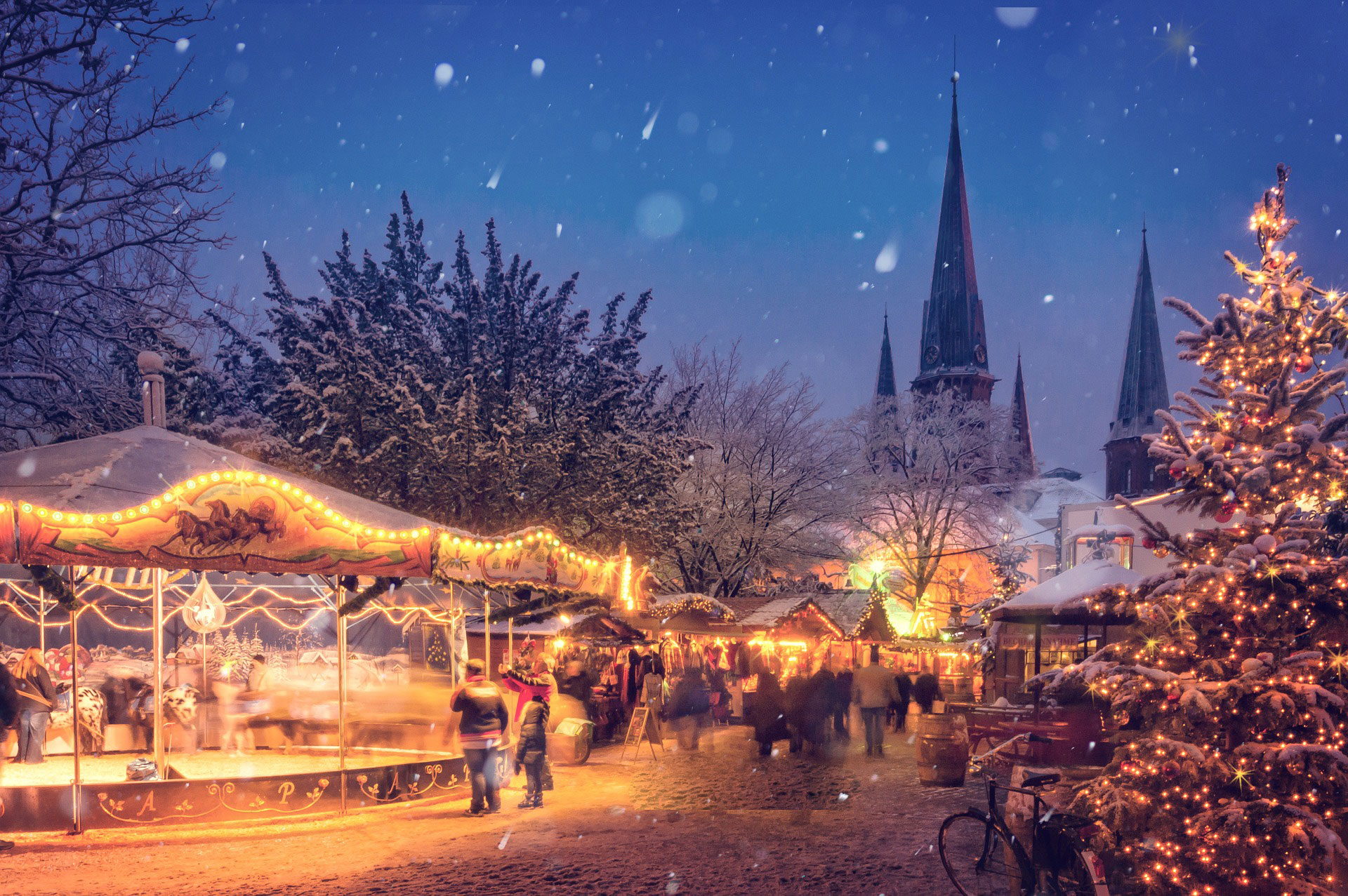 Discovering the most beautiful Christmas fairs: from North to South ...