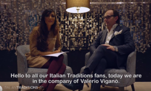Valerio Viganò: A love for shoes among luxury and elegance