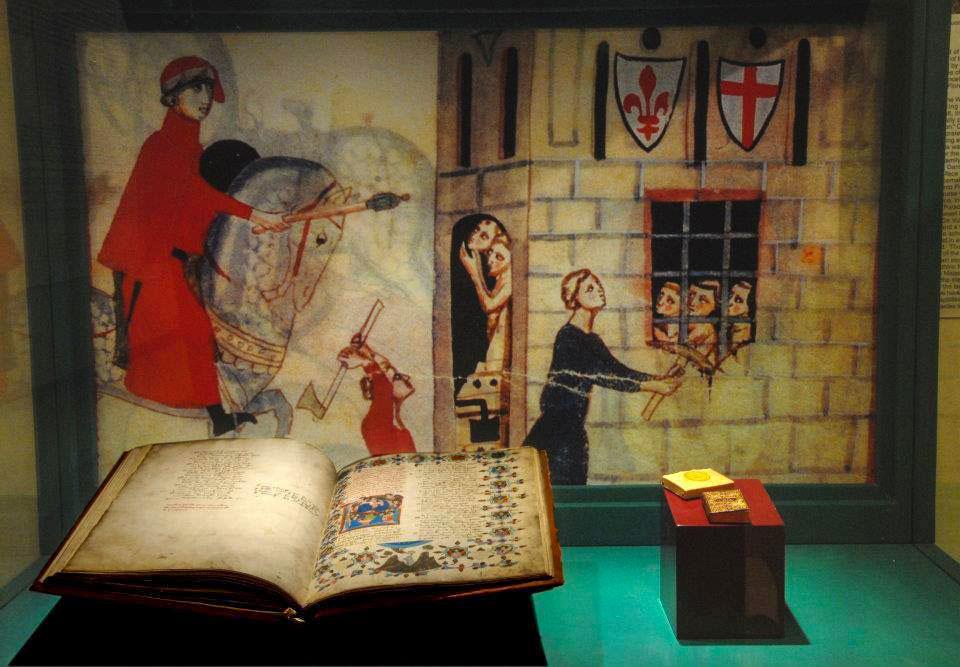 Museo Casa di Dante, Dante's House Museum, Casa Museo de Dante