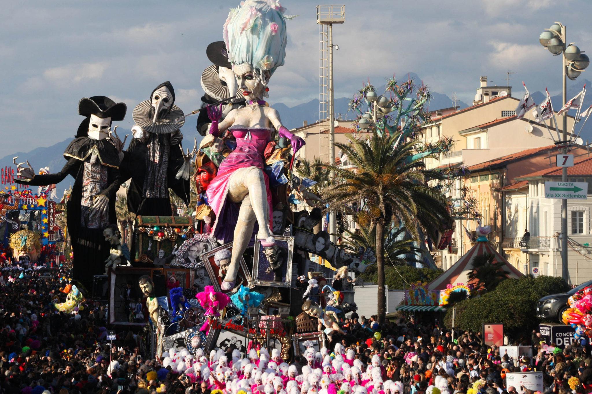 Carnevale, Karnevalstraditionen, Carnaval, Carnival