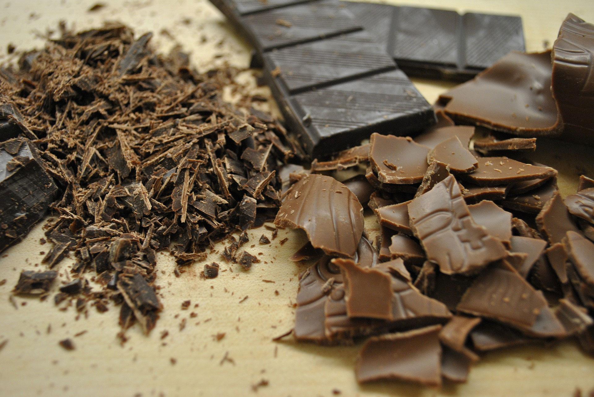 cioccolato italiano, Italian chocolate
