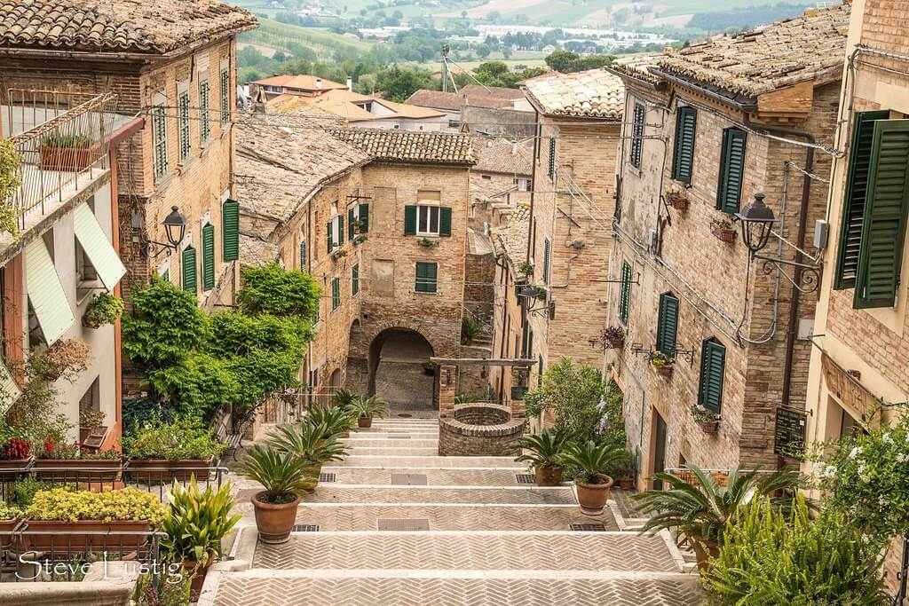 Escorted tours to italy