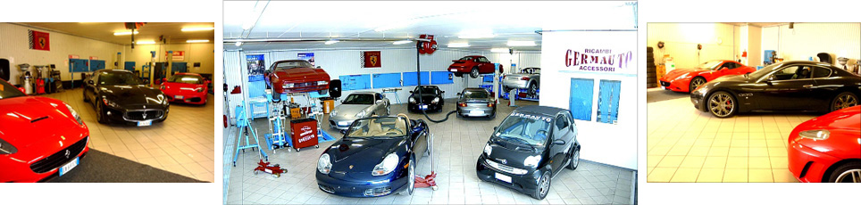 Car dealers in Liguria