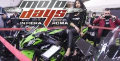 Motodays in Rome: countdown to the tenth edition dedicated to motorcycles