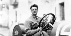 Enzo Ferrari: the history of a legend