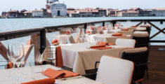 Restaurants in Veneto: Lineadombra, a jewel on the water