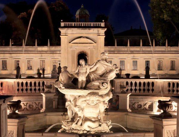 The story of the duke of Villa Litta