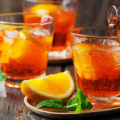 There is no spritz without Aperol the orange aperitif
