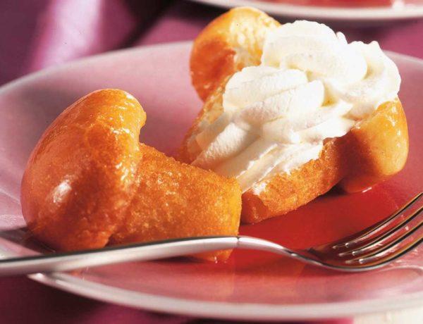 Die neapolitanische Süßspeise schlechthin: Babà al Rum