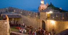 Medieval days, Monte Cerignone (Pesaro and Urbino)
