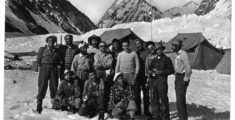 The anniversary of the first expedition to K2