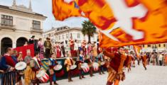 La famosa rievocazione storica di Palmanova