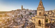 Matera. Caminar por la historia y los restos arqueológicos Patrimonio de la Humanidad