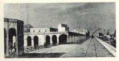 Inaugurazione della ferrovia Napoli-Portici: la prima in Italia