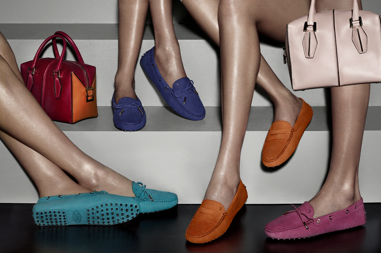 Tod's: italiennes le luxe des chaussures italiennes Tod's: bbb103