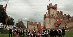 The Palio of the ten Municipalities in Montagnana