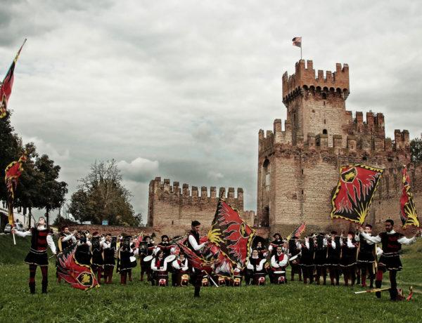 The Palio of the ten Municipalities in Montagnana
