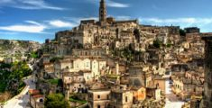 Matera. Walking on the history and the rocks that have become Unesco heritage