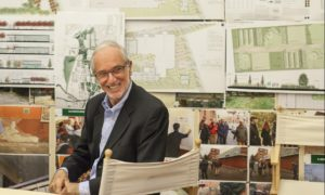 The life and the works of Renzo Piano