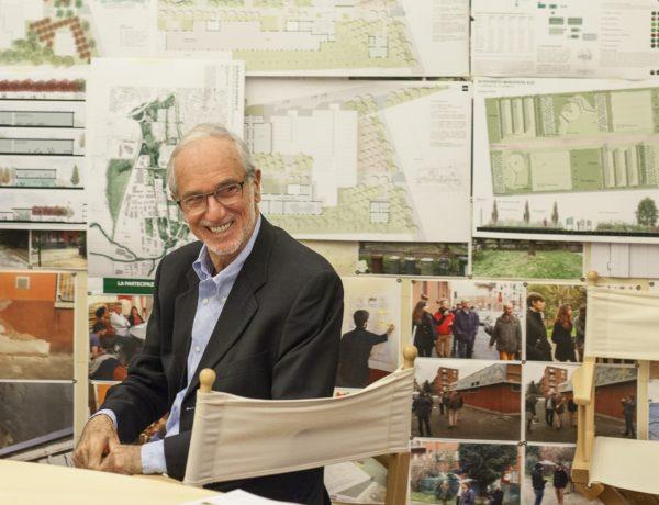 La vida y la obra de Renzo Piano