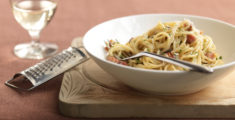 Pasta alla Carbonara: history and variations