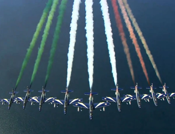 04th  November – Celebration of the Italian Unity and the Armed Forces